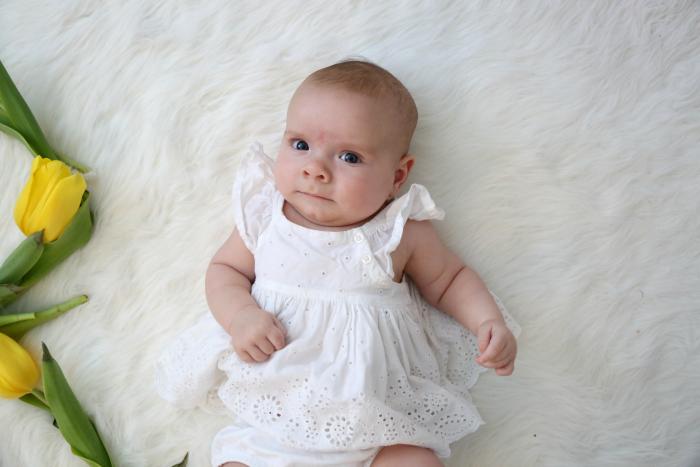 sophie 3 months 5
