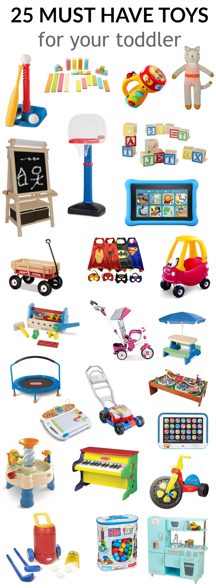 Good Toys For Toddlers : Must have toddler toys katie did what