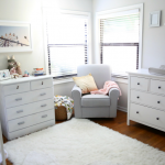 A NURSERY FOR TWO