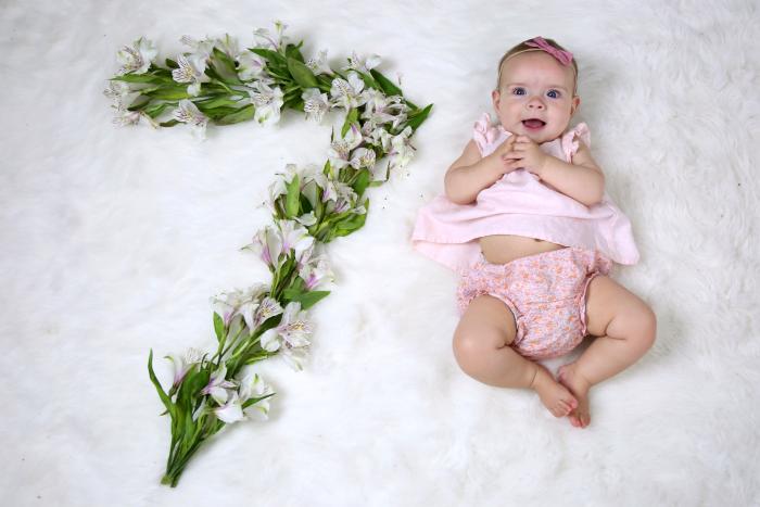 sophie 7 months