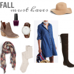 MY FAVORITE FALL TRENDS