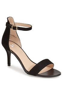 OPEN TOE DRESS SANDAL