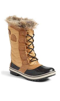 Sorel Faux Fur Boots