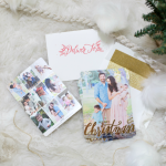 MINTED HOLIDAY CARDS + GIVEAWAY!
