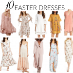10 CUTE EASTER DRESSES