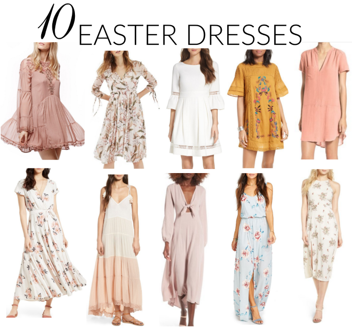 Easter Dresses Size 10