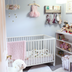 A PEEK INTO BABY GIRL'S NURSERY!