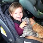 TURN AFTER TWO + CAR SEAT GIVEAWAY!