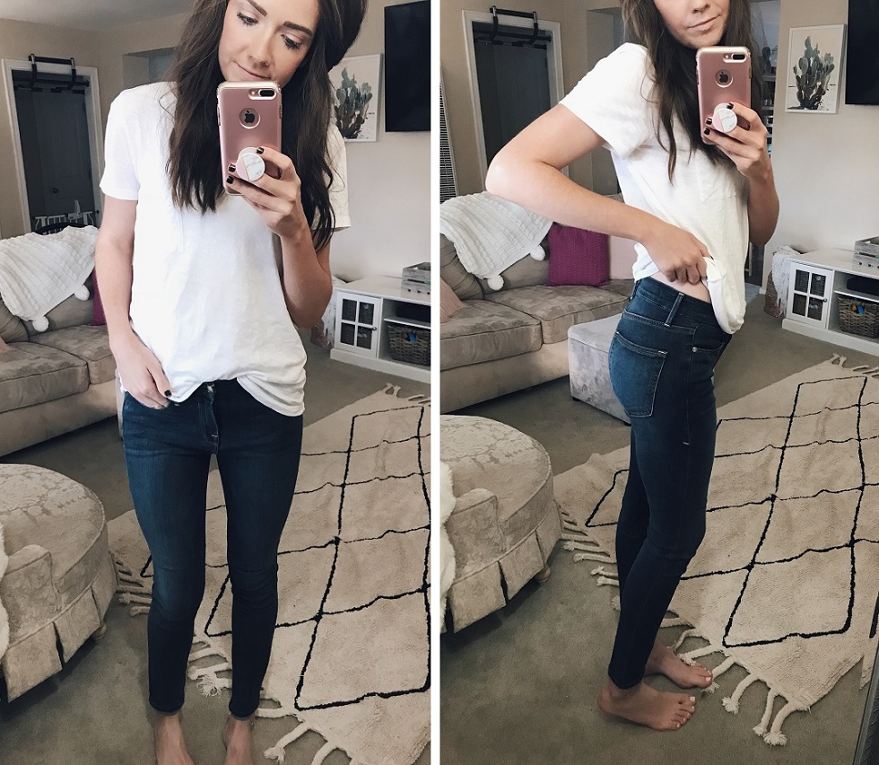 dc4c3e1dd9f Good American Jeans Review. (style pictured – Good Legs High Rise ...