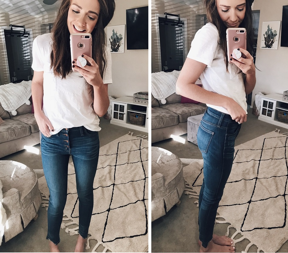 4f90da4aa19 THE BEST JEANS REVIEWED - Katie Did What