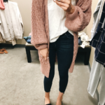 DRESSING ROOM DIARIES: NSALE SWEATERS