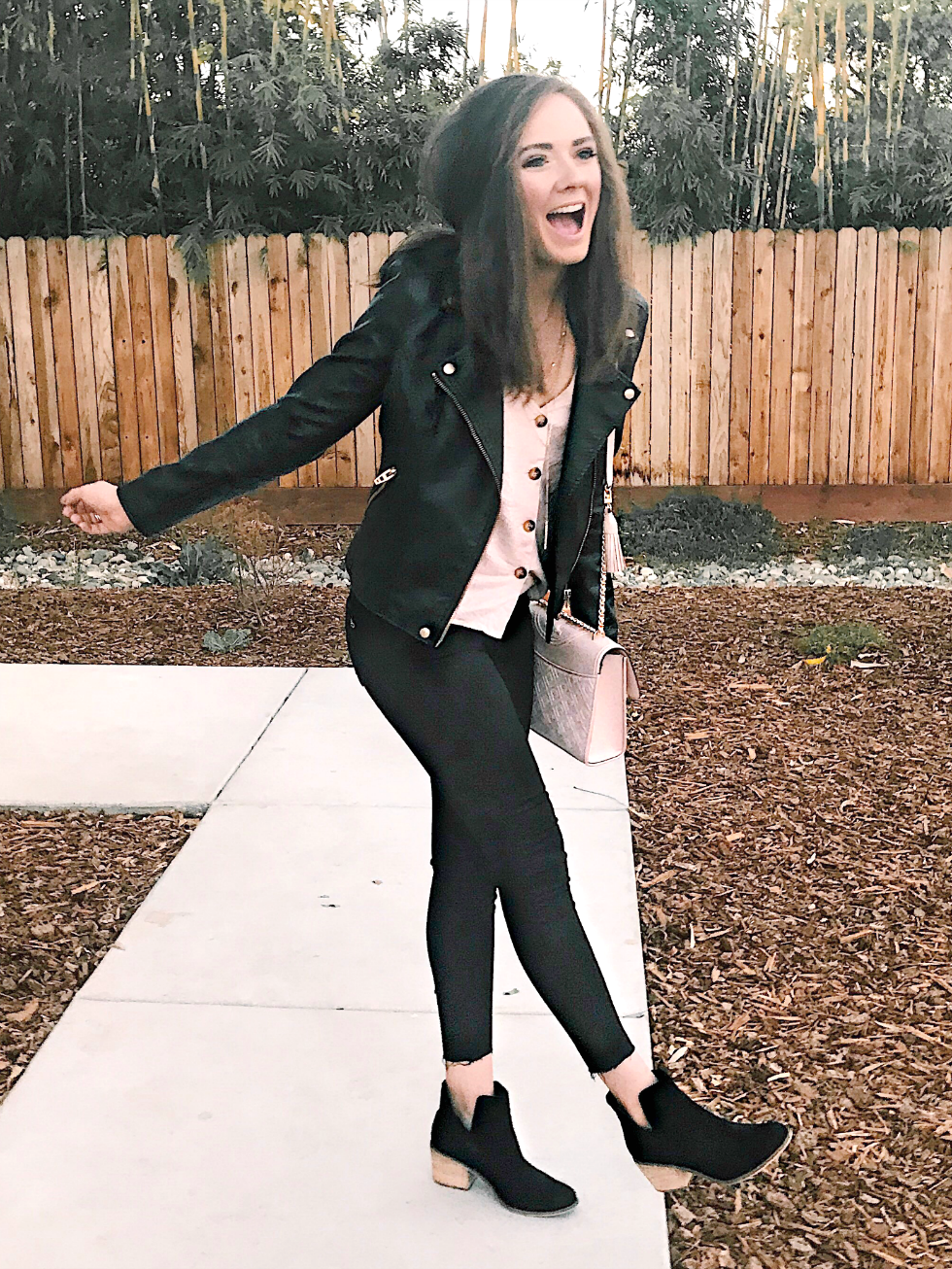 HOW TO WEAR BOOTIES , 14 OUTFIT IDEAS , Katie Did What