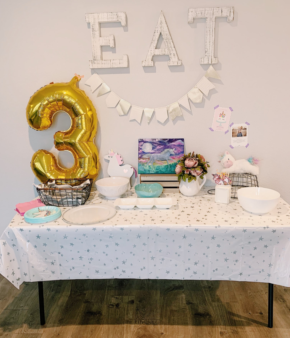 A UNICORN BIRTHDAY PARTY! - Katie Did What