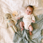 OLIVER AT 1 MONTH + 1 MONTH FAVORITES