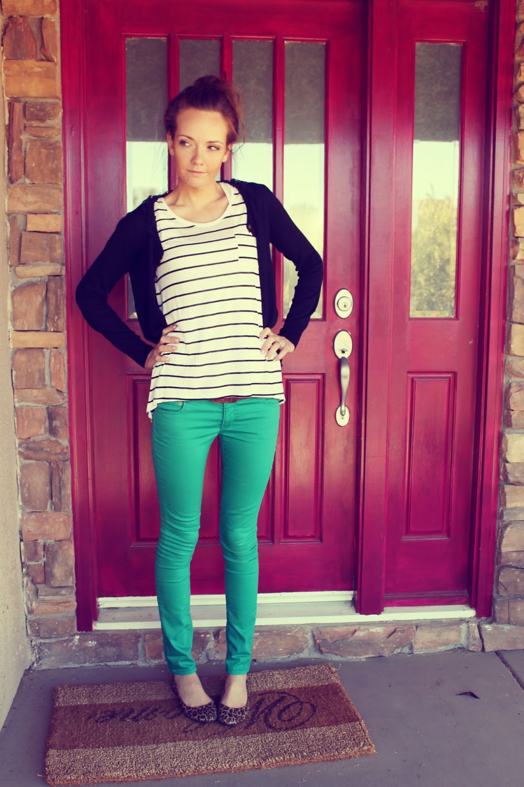 Stripes Make the Outfit Plus a Few More Man Quotes from ...
